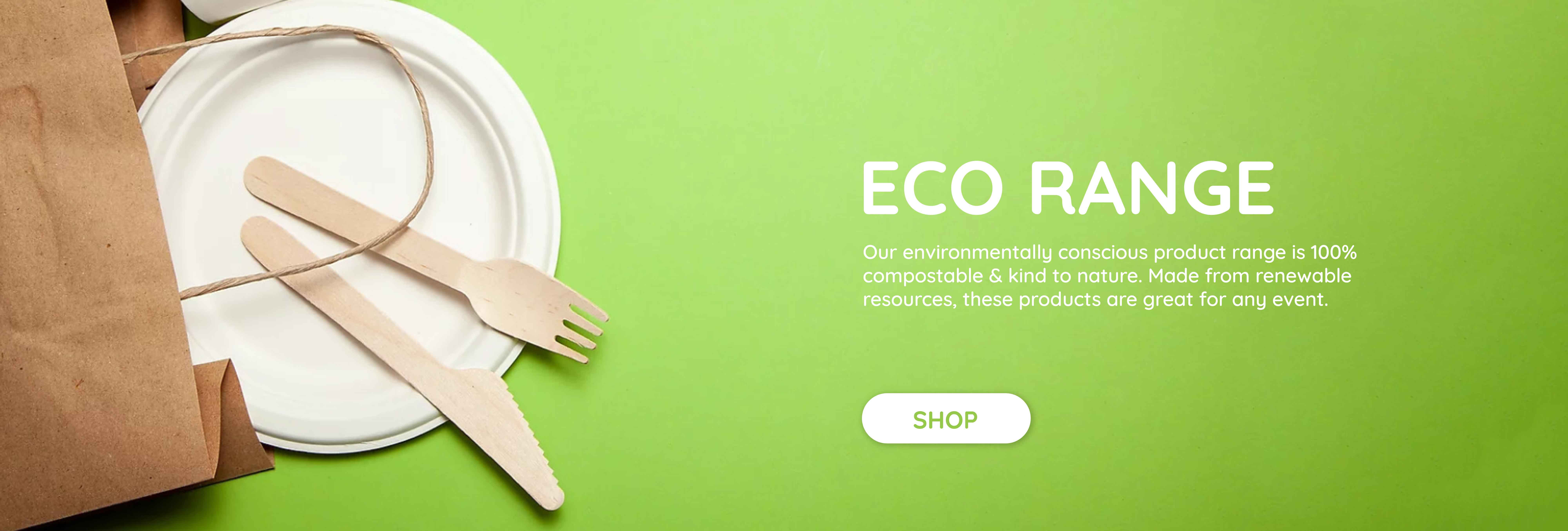 Shop eco range